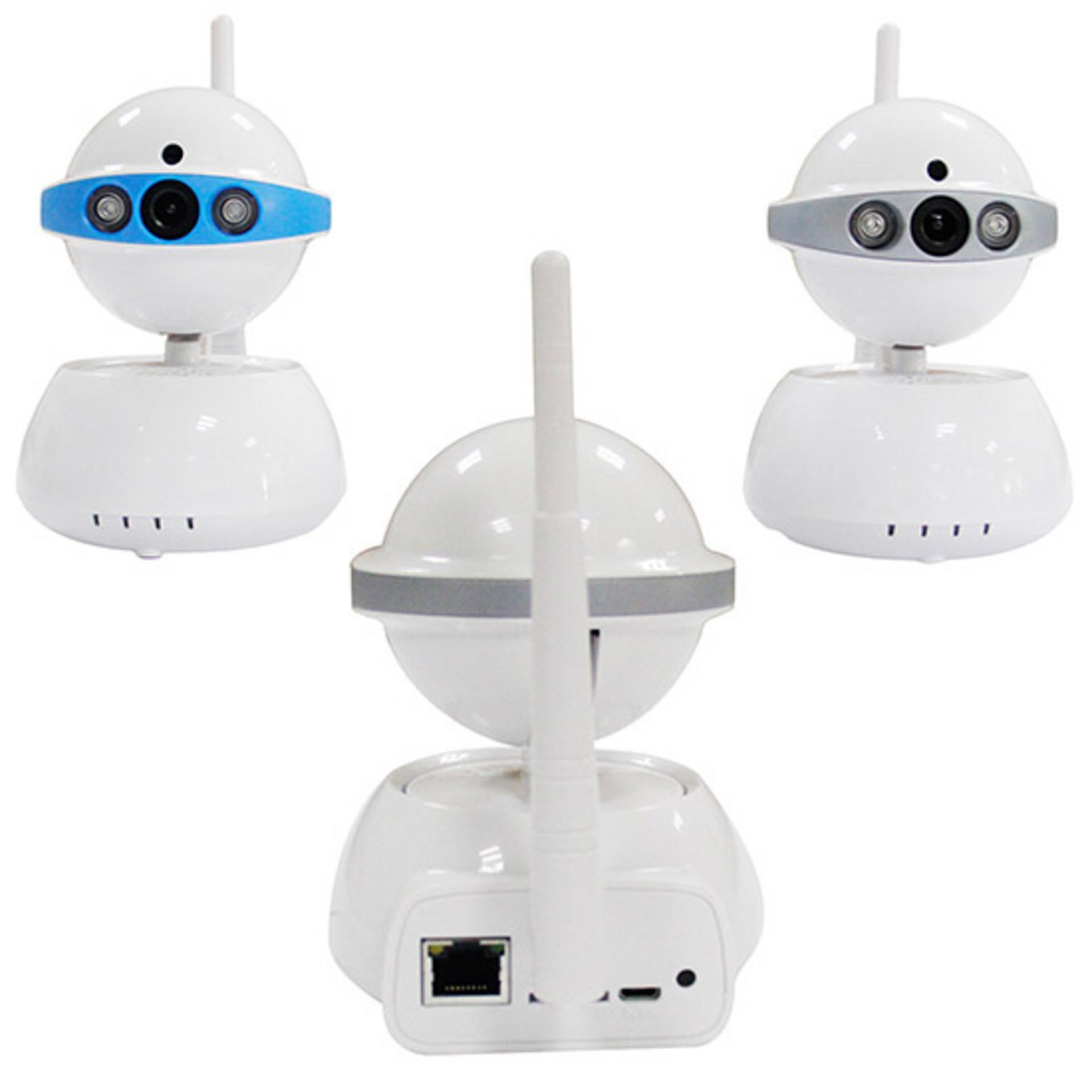 Videocamera di sicurezza wireless motorizzata shoopi - Videocamera di sicurezza ...