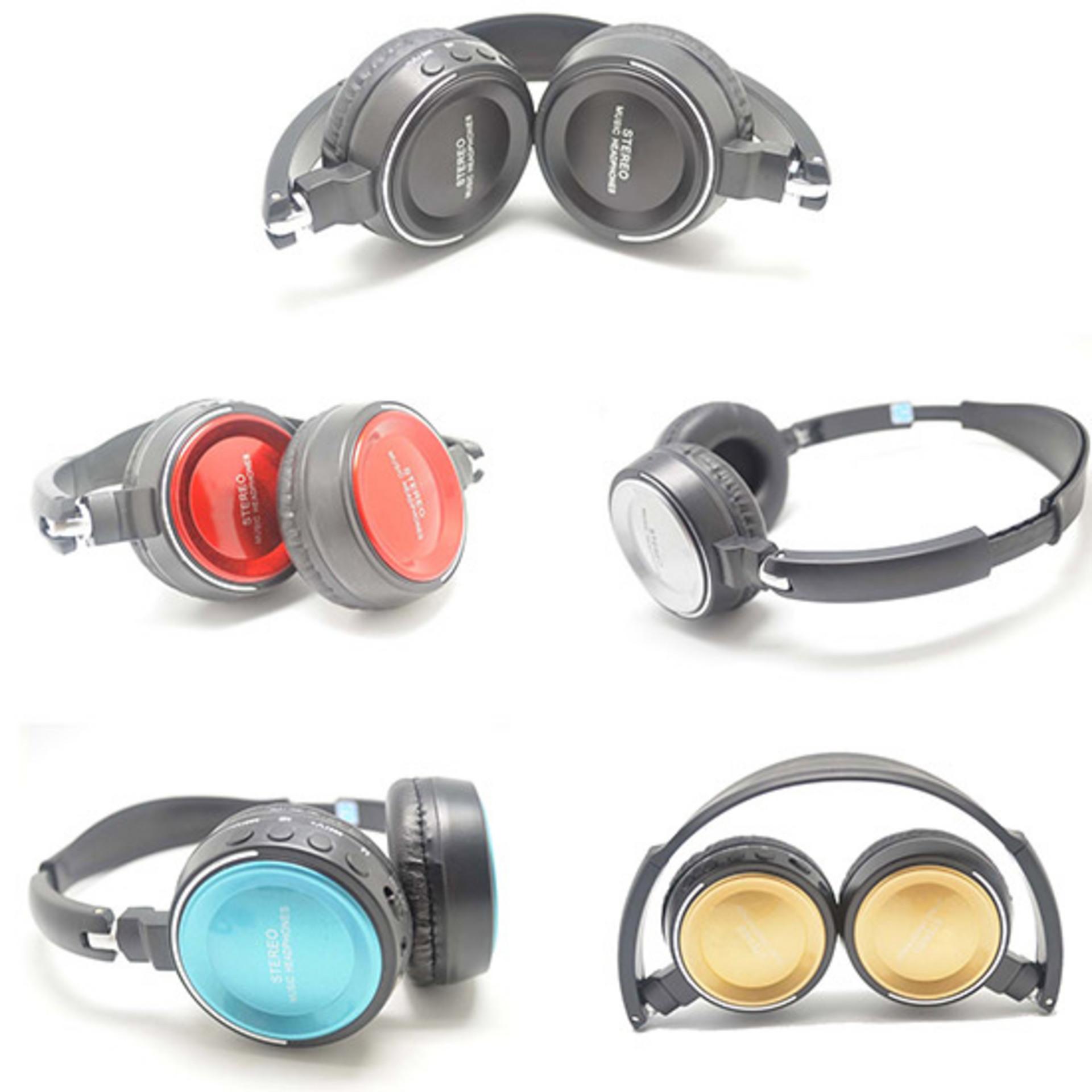 Cuffie stereo Bluetooth con microfono - Shoopi d18530c959f3